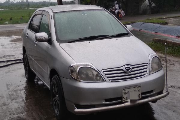 X Corolla Toyota Model 2003 Used Car Papers Up to Date 2021