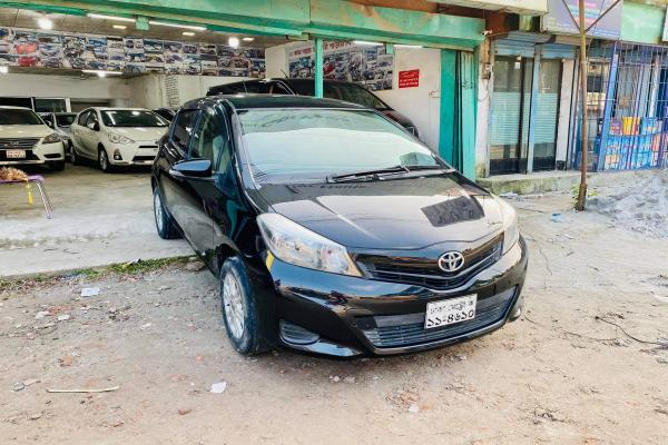 Toyota Vitz 2011 Model All update Papers
