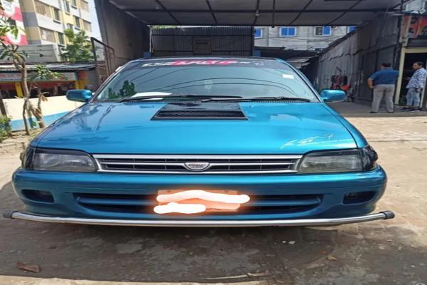 Starlet solil Model 1992 Registration 1997