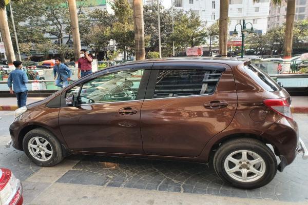 Toyota Vitz Jewel 2012 Registration 2018