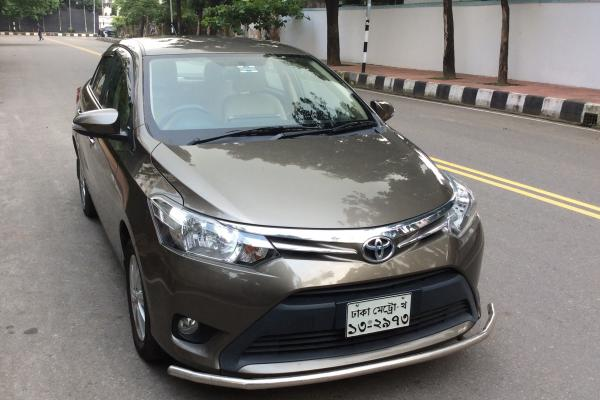 Toyota Yaris G Series 2015, New Condition for Sale