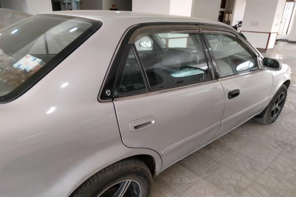 Used Car Self Driven Saloon 1999 Model
