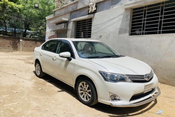 Used Toyota Axio New Shape 2012