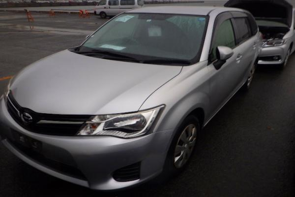 New Toyota Corolla fielder price in Bangladesh