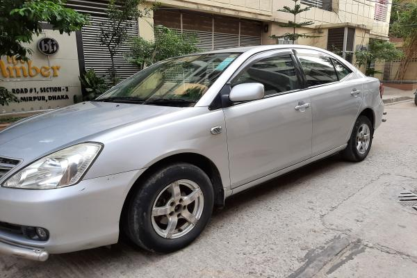 TOYOTA ALLION 2007 A15 FL-Package