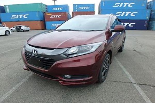 Honda Vezel Z PKG HYBRID | Mizan Corporation