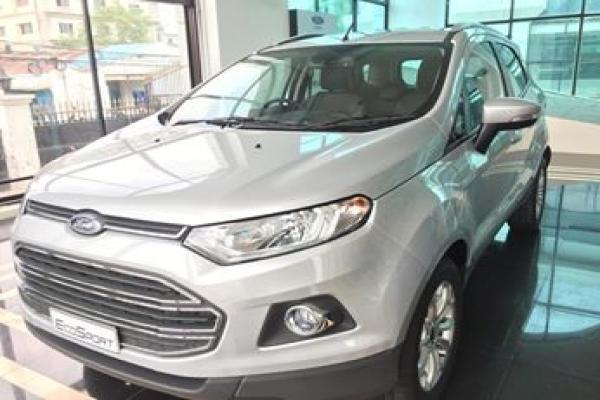 Ford Grade Eco Sport Chassis Titanium Non Hybrid | Volvo AG Automobiles