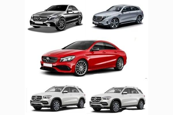 Mercedes Benz High Expensive Luxury Car Performance History in the World