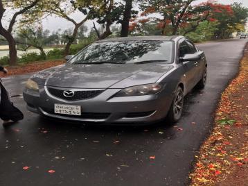 Mazda Axela Model 2004 Year Of Registration 2009