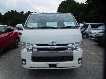 Toyota Hiace Super GL 2015