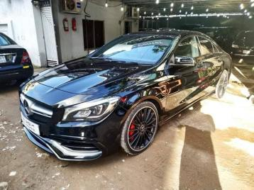 Mercedes Benz CLA45 2017 | MSM Car Center