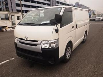 Toyota Hiace Freezer 2014 White Colour  KDH201 | BM and MN Automobiles
