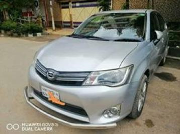 Toyota Axio Model Of 2013 | RK Auto Trade
