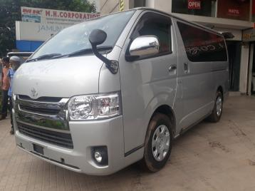Toyota Hiace Super GL Model 2015 Push Start | MH Corporation